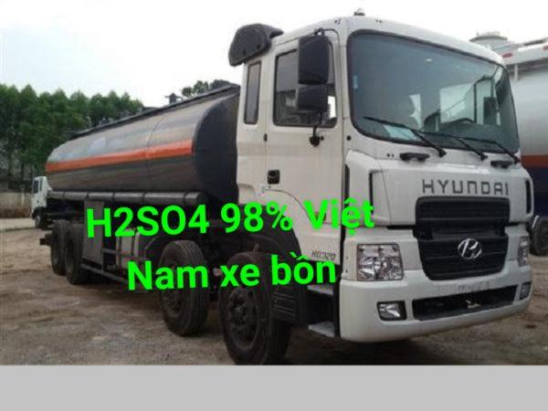 H2SO4 98%