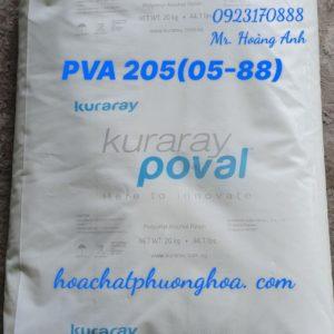 PVA 205 ( 05- 88)