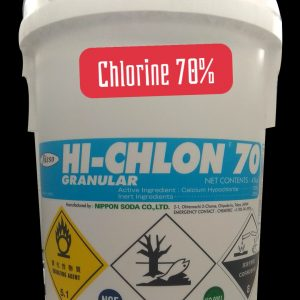 Chlorine 70% - Nippon Nhật Bản